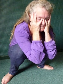 Polarity therapy youth posture eye exercises